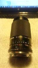 MIRANDA 70 - 210MM 1 : 4.5 - 5.6 Canon T Series FD Mount