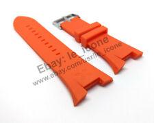 14mm Orange watch Strap / band  Armani Exchange AX1107 , AX1070