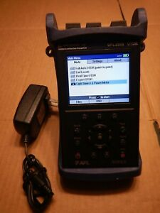 AFL Noyes OFL 250B Single Mode OTDR 1550nm Only SM VFL OPM VFL