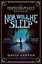 David Ashton ___ Noch Will He Sleep ___BRANDNEU___PORTOFREI UK