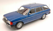 1:18 Kk-Scale Mercedes-Benz 250T W123 Estate Year 1978-82 Blue Metallic