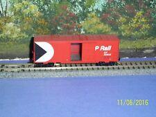 MICRO-TRAINS N SCALE #24260 40' STD BOX CAR SNGL DOOR CP RAIL #55935