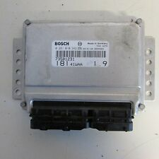 Centralina motore ECU 0281010342 73501231 Fiat Marea 1996-2003 (13046 16-1-E-2)