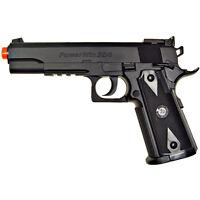 500 FPS NEW WG AIRSOFT 1911 NON BLOWBACK GAS CO2 HAND GUN PISTOL w/ 6mm BB BBs