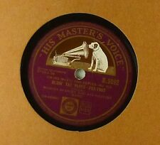 "10"" gomme laque-Muggsy espagnols and His Ragtime Bande-At Sundown-a182"