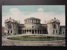Ireland: Dublin School of Art and Museum - Old Postcard by F.F.& Co