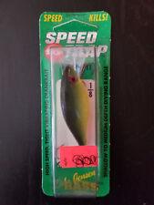 LUHR-JENSEN Speed Trap - 1/8oz 6594-018-1163 Rootbeer Chart Belly**