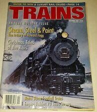 Trains Magazine December 2000