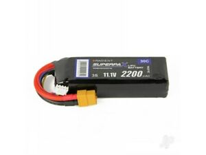 Radient LiPo 3S 2200mAh 11.1V 30C XT60