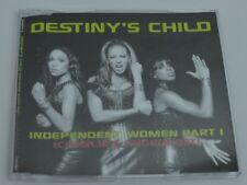 Destiny's Child - Independent Women Part I - Charlie's -EU Import Maxi CD Single