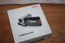 Toshiba Camileo H30 camcorder BNIB