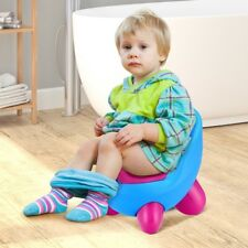 Portable Kids Baby Toddlers Detachable Seat Potty Training Toilet Chair Trainer