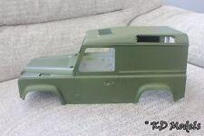 Ventana Lateral Paneles En blanco Kit Para Gelande RC4WD D90 Land Rover para convertir a Van