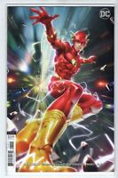 Flash Issue #60 Variant Cover DC Comics (1st Print 2018)