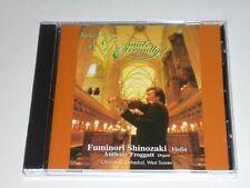 FUMINORI SHINOZAKI ANTHONY FROGGATT Resonate Eternally CD Chichester Cathedral