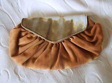 "BNWT Dune ""Larmony"" leather tie dye effect clutch/shoulder bag"