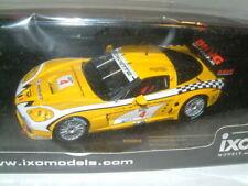 1/43 CHEVROLET CORVETTE C6-R 2006 PAUL RICARD GT WINNER #4, IXO
