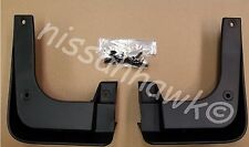 NEW OEM 2017 KIA FORTE SPLASH GUARDS 4 DR AND 5DR HATCH (FRONT ONLY)