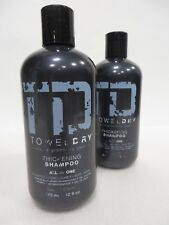 TOWEL DRY THICKENING SHAMPOO 12 OZ  2 PCS