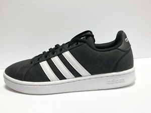 Adodas Grand Court Mens Sneaker Black Size 10 M