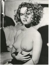 Photo Bettina Rheims Argentique Actrice Isabelle Pasco 1986