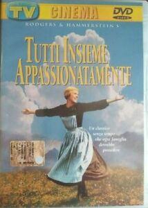 TUTTI INSIEME APPASSIONATAMENTE - DVD NUOVO CELOPHANATO