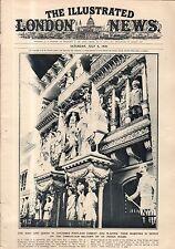 1930 London News July 5 - China's 20 years of war - Lanfeng; Wimbledon;Air crash