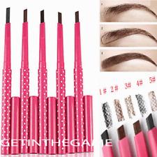 Waterproof Long Lasting Eyebrow Pencil hena tatoo Gel Brow Liner Makeup Definer