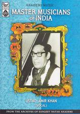 Ustad Amir Khan (Master Muscians of India) Music Audio CD