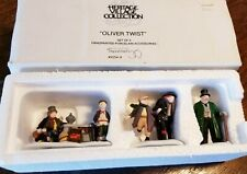 Dept 56 accessory Oliver Twist 55549 retired Heritage Village 3 characters