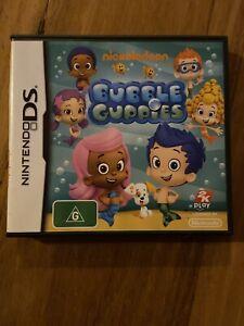 Nintendo DS Bubble Guppies