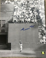 "Willie Mays Signed 8x10 Photo ""The Catch"" Autographed Say Hey Authentic Giants"