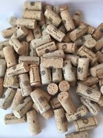 Wine Corks - Natural Used 50 each Crafting