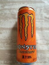 Monster Khaos 30% Juiced Energy Drink Leere Dose Empty Can Pepsi Japan