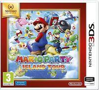 MARIO PARTY ISLAND TOUR TEXTOS EN ESPAÑOL NUEVO PRECINTADO 3DS