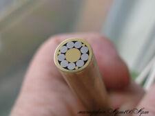 """Mosaic PIN Handmade 10mm х 100mm for knife handles (25/64"""")"""