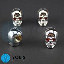 2 pièces VALVE A ventilation dans le crâne Design pour moto P. ex. BMW SUZUKI