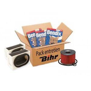 Pack honda st1100 (filtre à huile filtre à air plaquettes de fre... Bihr 7903056