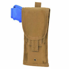 CONDOR Military Style Holster Paintball MOLLE Pouch Coyote Brown