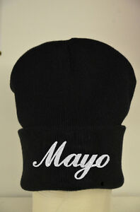 MAYO Will Ferrell GET HARD Beanie Lots Of Colours - Cotton Custom Hat Gift
