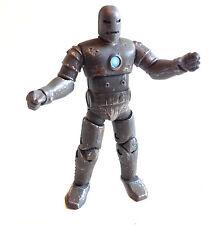 """Marvel Comics Universe 3.75"""" Figuras De Acción Iron Man Mark I Clásico Versión Rara"""