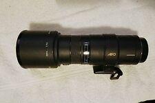 Sigma APO 500mm f7.2 Prime Lens AutoFocus Telephoto Sony A Mount