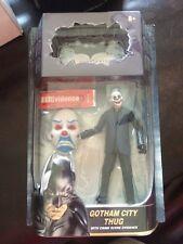 Batman The Dark Knight GOTHAM CITY THUG w/ Crime Scene Evidence New Sealed