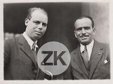 JEAN RENOIR Paris DOUGLAS FAIRBANKS Cinéma Movie Legend SOULIE Photo 1920s