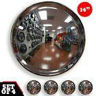 Set 4 Hubcaps 14 Swiss Drive Wheel Cover Baby Moon Chrome Full Cover Abs Plasti