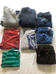 Bundle of Boys Clothes Winter Size 7