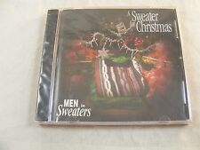 Men In Sweaters - A Sweater For Christmas CD  - Great Gift Idea ! New and Sealed