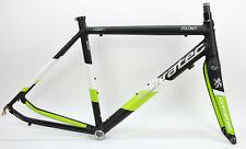 """Corratec Dolomiti bicicleta de carreras marco + Carbon horquilla 28"""" Road Frame Set Alloy 51 cm"""