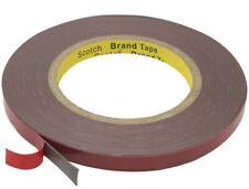 Doubl Sided Tape, HitLights Heavy Duty Mounting Tape 3M VHB Waterproof Foam Tape