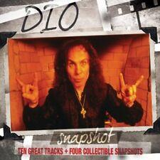 Dio - Snapshot: Dio [New CD] Snap Case
